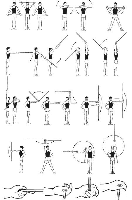 Спортивная резинка для фитнес