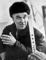 Под руководством Аркадия Ивановича Чернышева наши хоккеисты выиграли первое олимпийское «золото»